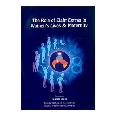 Role of 8 Extras in Womens Lives - complete set