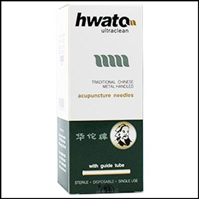 Hwato Acupuncture Needles with Guide Tube