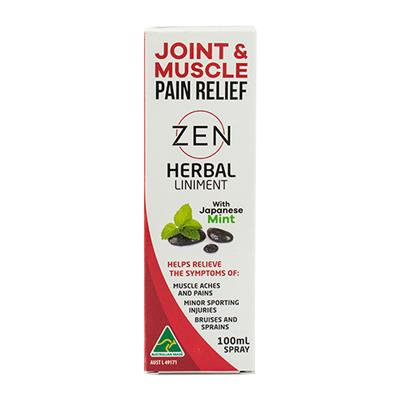 Zen Spray - Zen Herbal Liniment