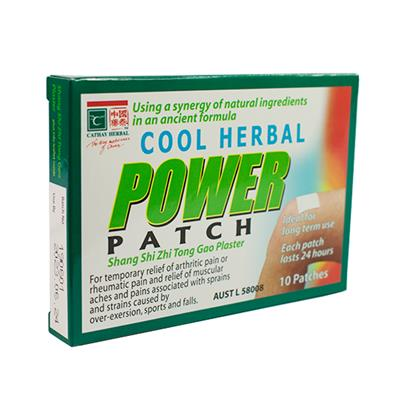 Cool Herbal Power Patches